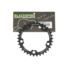 Blackspire Chainring Cyclocross BCD 110 mm 34 teeth black