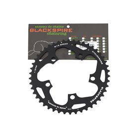 Blackspire Chainring Cyclocross BCD 110 mm 46 teeth black