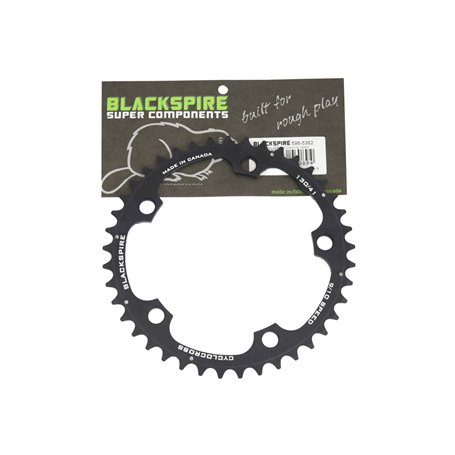 Blackspire Chainring Cyclocross BCD 130 mm 41 teeth black