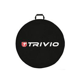 Trivio wheel bag Single black