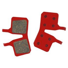Trivio Brake shoe Disc Magura MT 5 Organic red