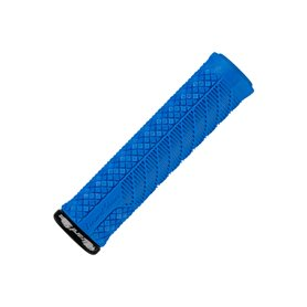 Lizardskins grips Lock-On Charger EVO 136 mm diameter 31 mm Electric blue
