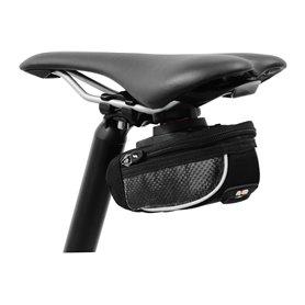 Scicon saddle bag Compact 430 Pro Carbon Edition black