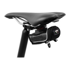 Scicon saddle bag Phantom 230 Pro Carbon Edition black