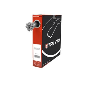 Trivio inner brake cable Road bike steel diameter 1.5 mm L 2000 mm 100 pieces