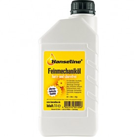 Fine Mechanical Oil 1 liter plastic Container