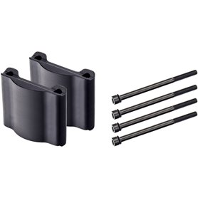 Controltech arm pad Stack Spacer kit 60 mm black