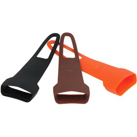 Guee Tadpole shell set plastic black orange brown
