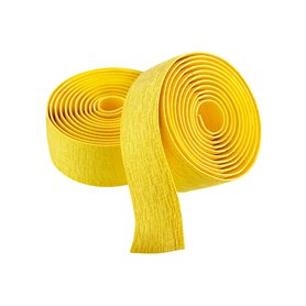 Guee handlebar tape Sio Silicon length 1680 mm width 31 mm yellow
