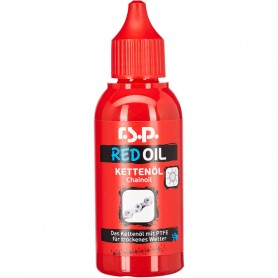 R.S.P. Kettenöl Red Oil mit PTFE 50ml SOPO