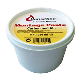 Mounting Paste Carbon 250 ml Plastic Container