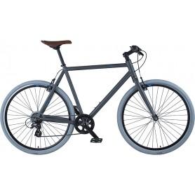 BBF Cross bike Men Urban 2.0 28 inch 2020 anthracite frame size 47 cm Special