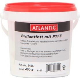Atlantic Brillantfett mit PTFE Eimer 450g