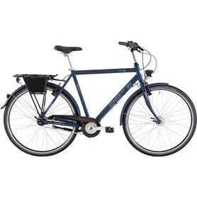 BBF City bike Rostock 2021 dark bue frame size 57 cm