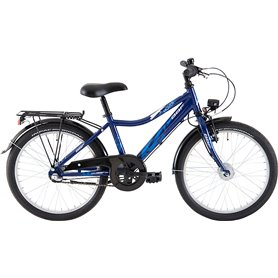 BBF Youth bike ATB Mover 2021 3-speed hub dynamo blue frame size 30 cm