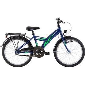 BBF Youth bike ATB Mover 2021 Boys blue frame size 30 cm