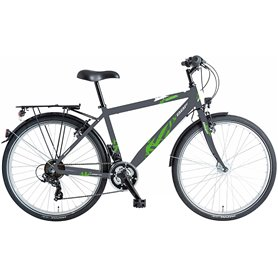 BBF Youth bike ATB Outrider 2021 21-speed anthracite frame size 38 cm