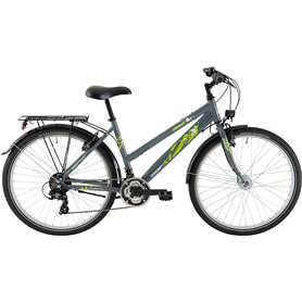 BBF Youth bike ATB Outrider 2021 Women anthracite frame size 38 cm