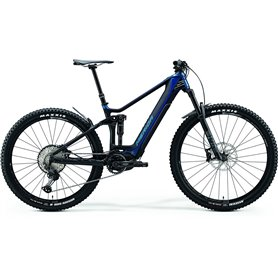 Merida eOne-Forty 8000 2020 E-Bike blau schwarz RH M 42cm Special