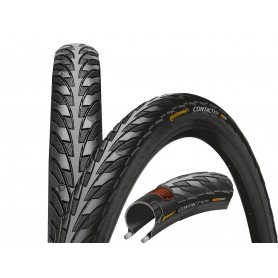 Continental CONTACT bicycle tyre 42-622 E-25 wired black