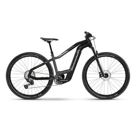 Haibike HardNine 10 i625Wh 2021 E-Bike Pedelec titan black matt frame size 52cm