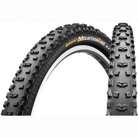 Continental 55-584 Mountain King Perform black foldable skin