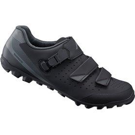 Shimano Bike shoes MTB Enduro SH-ME3L SPD Velcro® black size 39