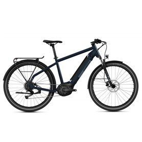 Ghost E-Square Trekking Universal B AL U E-Bike 2021 blue blue size XL (55 cm)
