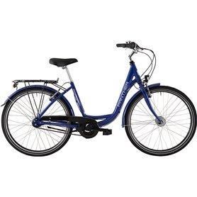 Panther City bike Brest 2021 26 inch blue frame size 45 cm