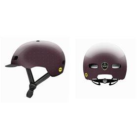 Nutcase Street MIPS Helm Plume Größe S (52-56cm)
