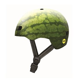 Nutcase Baby Nutty MIPS Helm Gloss Watermelon XXS (47-50cm)