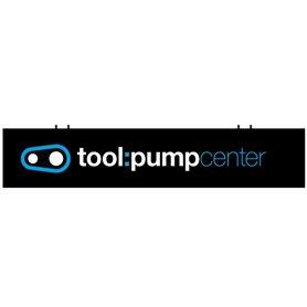 Crankbrothers Tool & Pump Station Schild