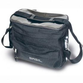 BASIL Handlebar Bag Mali 8 liter black