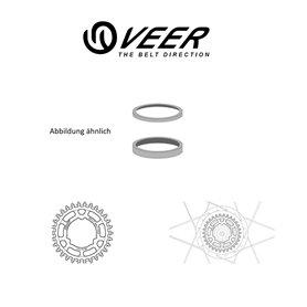 Veer Split Belt™ Spacer für HG-Freilauf 2mm-10mm Breite 9 Stück