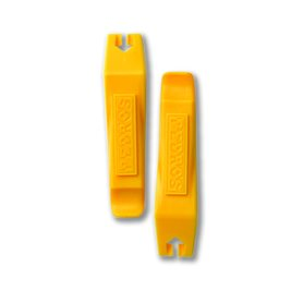 Pedro´s Tire Lever Reifenheber Paar gelb