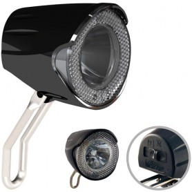 Marwi Scheinwerfer Union LED mit K~ Nabendynamo, mit K~
