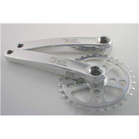 White Industries ENO Kurbel 170mm polished silber