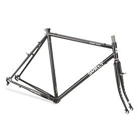 Surly Cross Check Cyclocross Rahmenkit 700C gloss schwarz RH 42cm