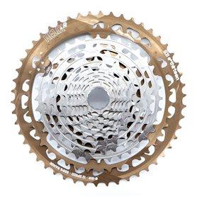 e*thirteen Helix Race 12-fach Aluminiumritzel 42-50 Z. bronze