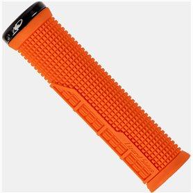Lizard Skins Machine Lock-On Griff 130mm 30.5mm blaze orange