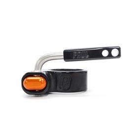 Paul Component Schnellspann-Sattelklemme 31.8mm schwarz orange