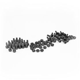 e*thirteen Base Flat Pedal Pin Kit inkl. 22 lange Pins 22 kurze Pins schwarz