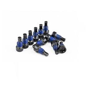 e*thirteen Plus Flat Pedal Pin Kit inkl. 12 Pins schwarz