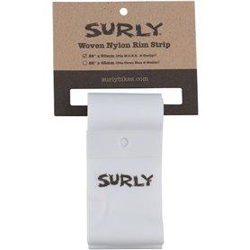 Surly Nylon Felgenband 50mm My Other Brother Darryl weiß
