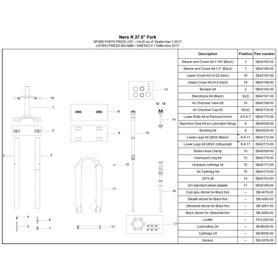 Formula obere Gabelbrücke Kit Nero R/Nero C 27.5 Zoll H.8 back