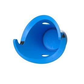 Cycloc Solo Fahrradhalterung blau