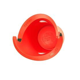 Cycloc Solo Fahrradhalterung rot orange