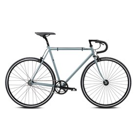 Fuji Feather 2021 Fitness bike cool gray frame size 56cm