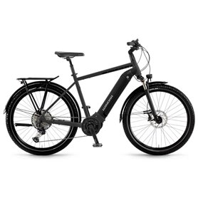 Winora Yucatan 12Pro Men i630Wh 27.5 inch 2021 E-Bike black frame size 56cm