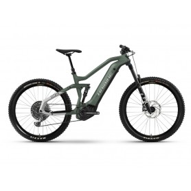 Haibike AllMtn 6 i600Wh 12-G GX Eagle 21 HB YX2S bamboo/cool grey matte Gr.M